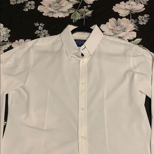 Barely worn mizzen and main men's dress shirt